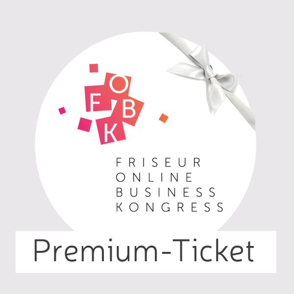 Friseur Online Business Kongress - Premium